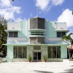 Art Deco Haus Miami Beach