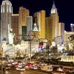 Casino & Hotel »New York New York« in LasVegas