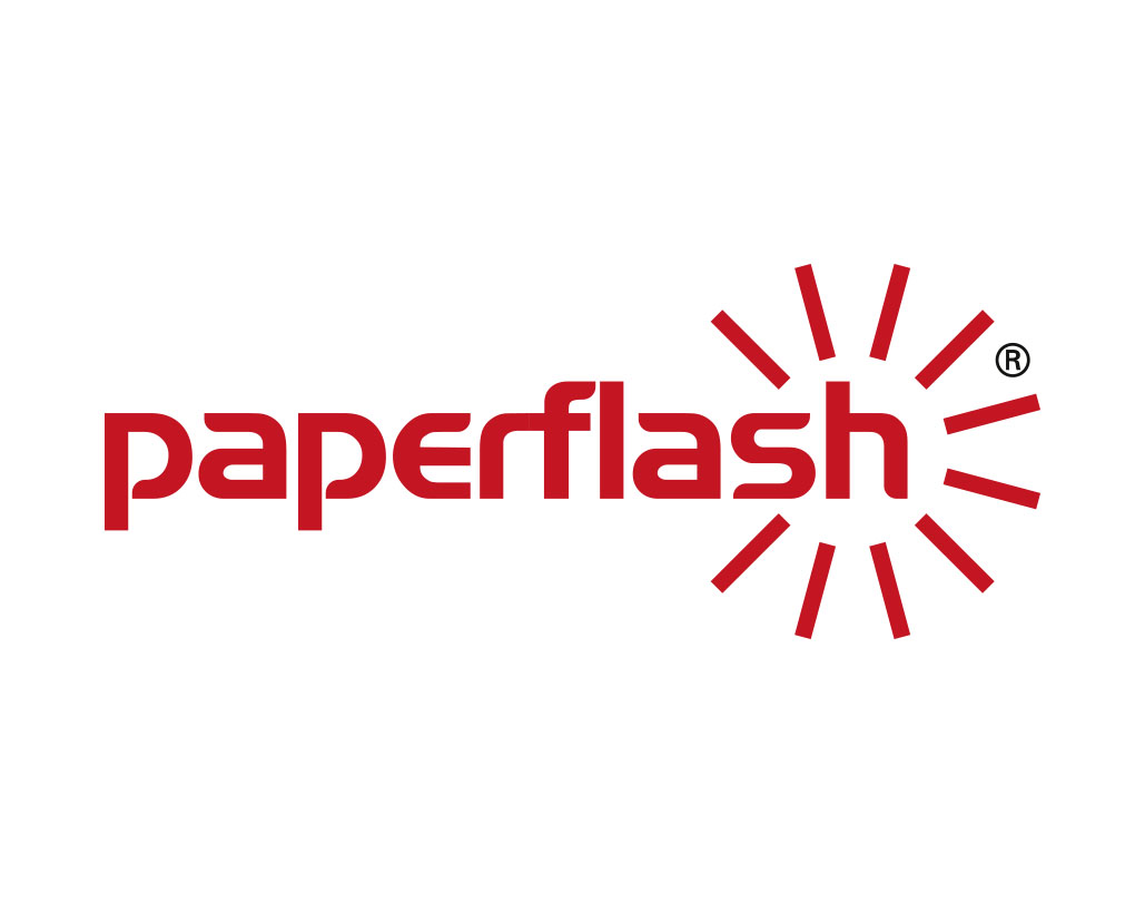 Logo paperflash-Onlineshop