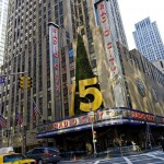 Radio City Music Hall, Konzertsaal im Herzen von Manhattan