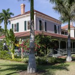 Edison Home in Ft. Meyers | Edison and Ford Winter Estates